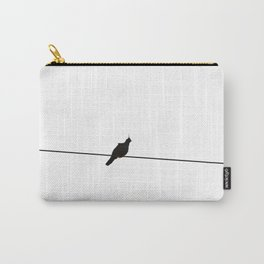 High As A Kite (Pigeon) Carry-All Pouch