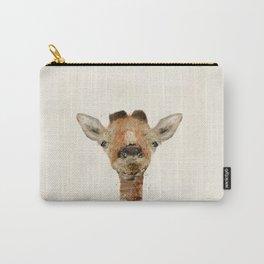 little giraffe Carry-All Pouch