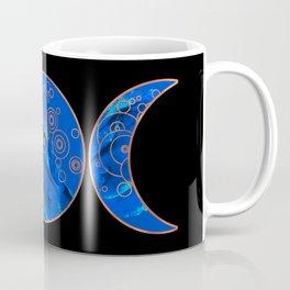 Triple Blue Moon Coffee Mug