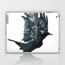 Crow Taking Off Laptop & iPad Skin