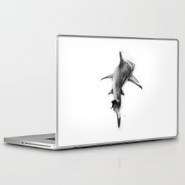 Shark II Laptop & iPad Skin