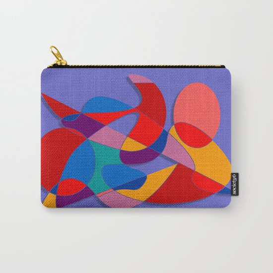 Abstract #66 Carry-All Pouch