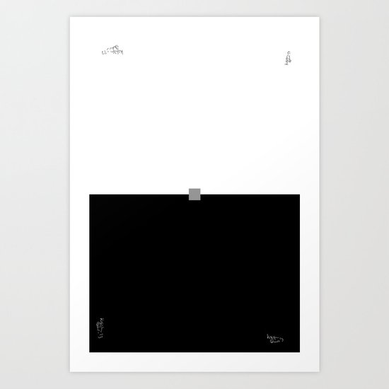 Point of View Art Print