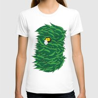 jungle T-shirts featuring Jungle by Bad Luck