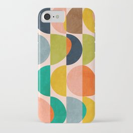 shapes abstract II iPhone Case