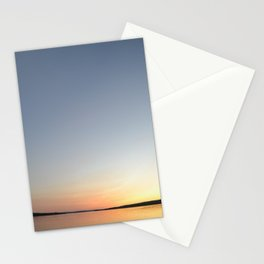 painted light Stationery Cards
