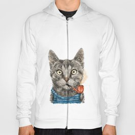 Sailor Cat IX Hoody