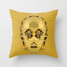 Star Wars - C-3PO Throw Pillow
