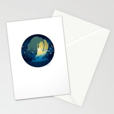 Interior Landscapes III Stationery Cards