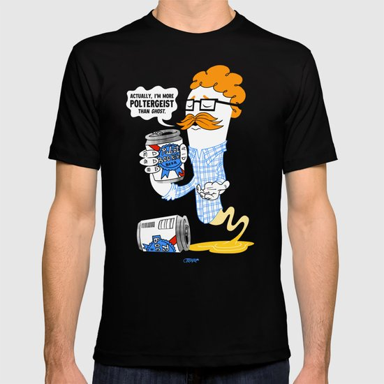 Hipster Ghost T-shirt