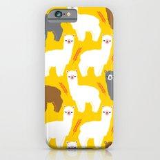 The Alpacas Slim Case iPhone 6