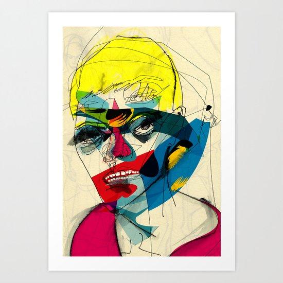 41112 Art Print