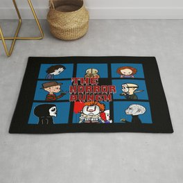 The Horror Bunch: Slashers Unite Rug