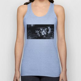 Stand by Him Unisex Tank Top