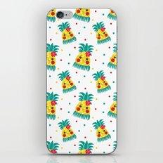 Miss Hawaiian Pineapple iPhone & iPod Skin