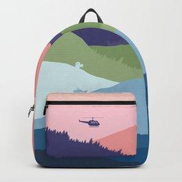 Vancouver Landscape Backpack