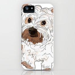 West Highland Terrier dog iPhone Case