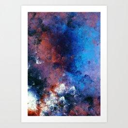 Celestials - Blissful Ignorance Art Print