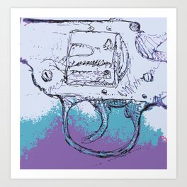 Free Trial Offer Art Print