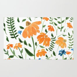 Flora Summer Breeze Rug