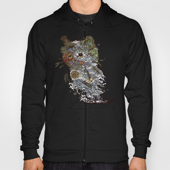 Colors to Nature. Hoody