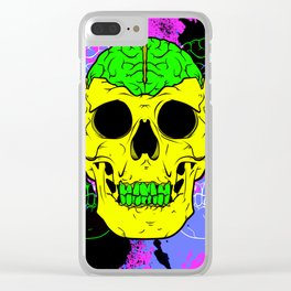 Hyperskull Clear iPhone Case