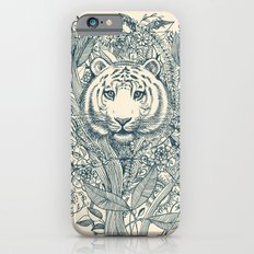 Tiger Tangle iPhone 6 Slim Case