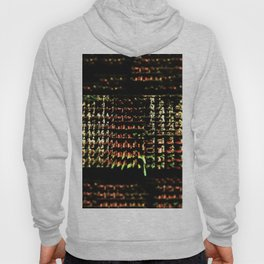 Abstract technology data digital information graph 3d illustration background Hoody