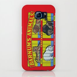 animal crackers iPhone Case