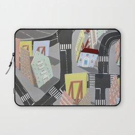 showville - urban living Laptop Sleeve
