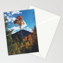Fall Change Stationery Cards