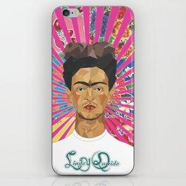 Lindo y querido! iPhone Skin