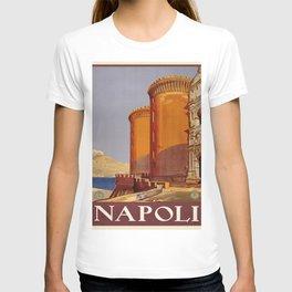 Vintage poster - Napoli T-shirt
