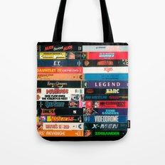 VHS - V.G. (A-Z) Tote Bag