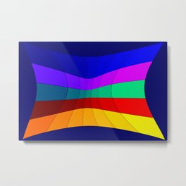 Happy Colors Metal Print