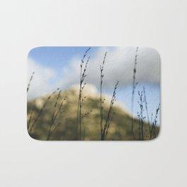 Grass Silhouettes Bath Mat