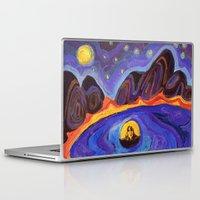 scott pilgrim Laptop & iPad Skins featuring Pilgrim by Olga_Kh