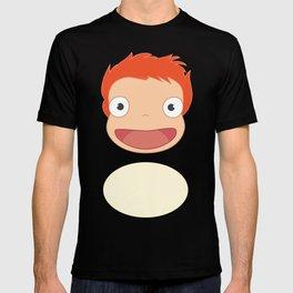 Ponyo on the S6 T-shirt
