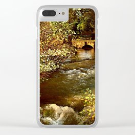 The Stream Clear iPhone Case