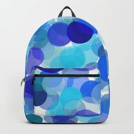 Polka Dot Kaleidescope 1. Backpack