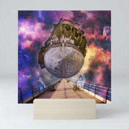 Interstellar Stroll Mini Art Print