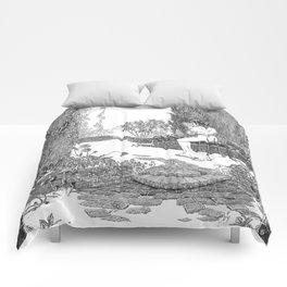 Le Jardin Secret Comforters