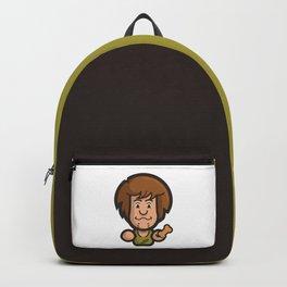 Shaggy Simple Toon Backpack