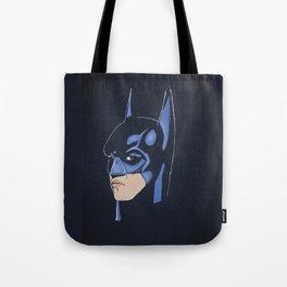 Val Kilmer's Caped Crusader Tote Bag