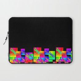 Rainbow Patterns Laptop Sleeve