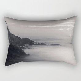 Martian Beach Rectangular Pillow
