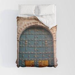 Faith Opens Doors Comforters