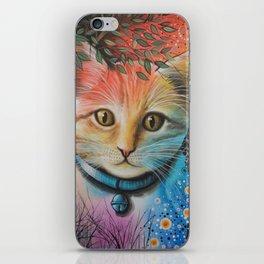 Milo ... Abstract Cat Kitten Art iPhone Skin
