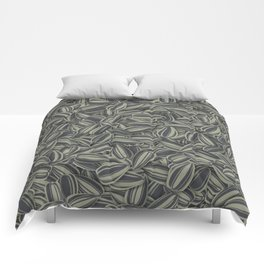Pipas Mania (Spanish for sunflower seeds) Comforters