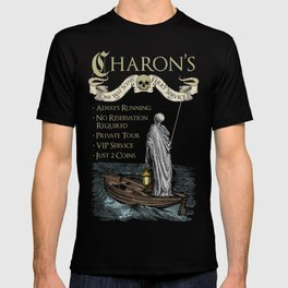 Charon's Ferry Service T-shirt